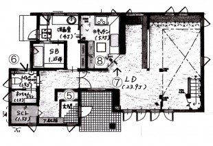1F 平面図02